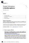 Dossier d'actualité - DT_identitovigilance_201312
