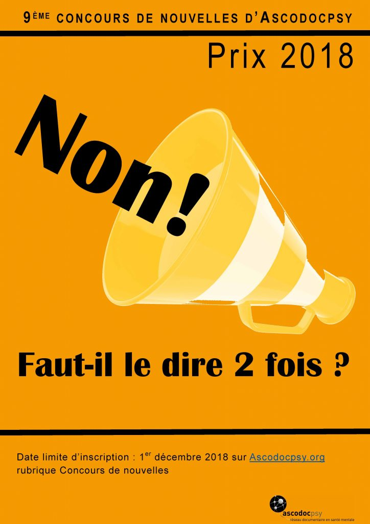 Concours De Nouvelles Ascodocpsy Ascodocpsy